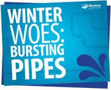 Winter Woes: Frozen Pipes