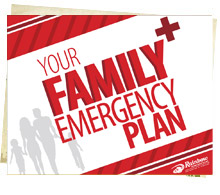 Your Family Emergency Plan
