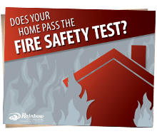 Nothing is scarier than the thought of a house fire.