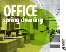 Office Spring Cleaning