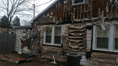 House Fire - Before