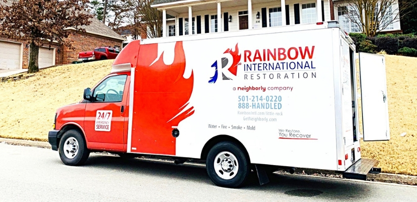 Rainbow International of Little Rock