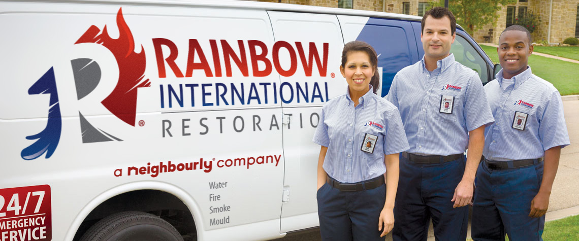 Rainbow International of Airdrie, Alberta