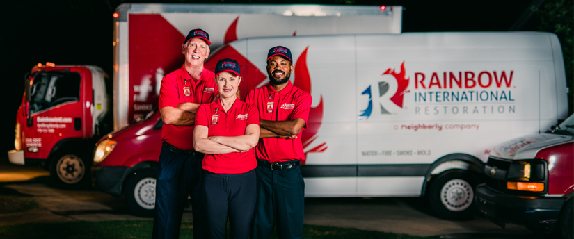 Rainbow International of Greenville SC