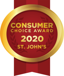 St. John's Consumer Choice Award