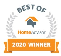 Best of HomeAdvisor 2020 - Rainbow International of Sherman