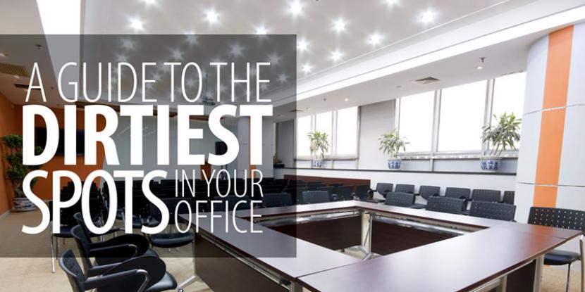Dirtiest Office Spots