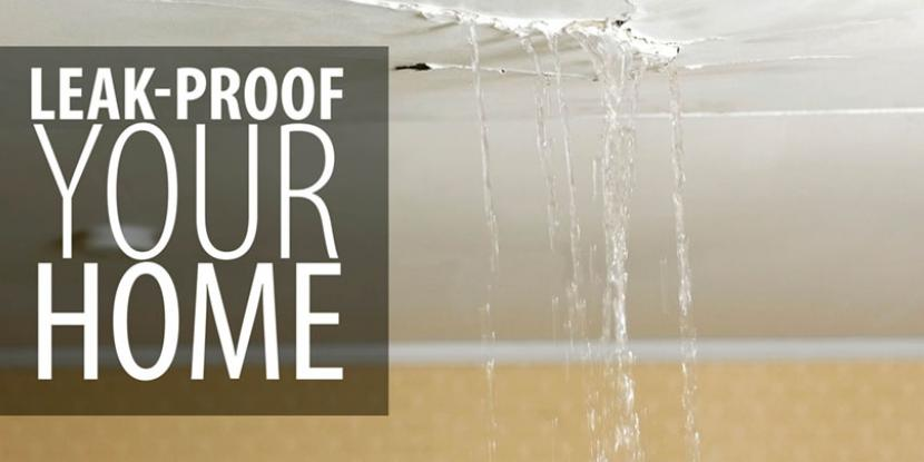 Leak-proofing Your Home