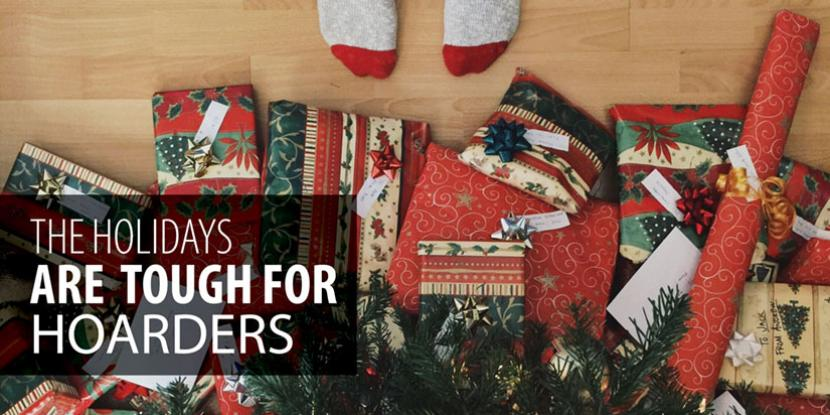 Holidays with hoarders